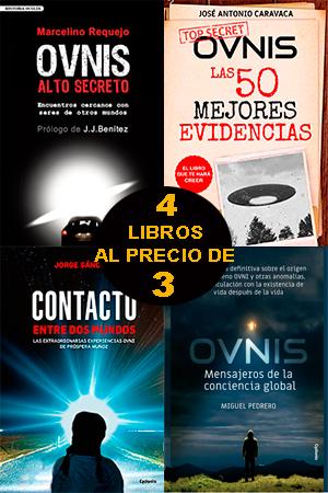 Los mejores libros de OVNIS